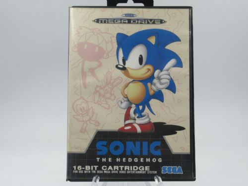 Sonic The Hedgehog (Mega Drive).